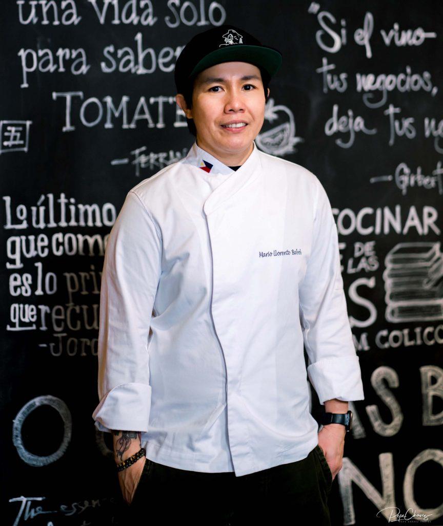 Chef Mario