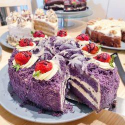 ube cake_ig luwieslife-stockholm sweden